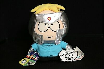 """South Park 7"""" Talking BUTTERS (Professor Chaos) Plus Toy Doll"""