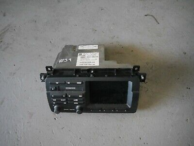 BMW E46 4:3 Bordmonitor Tape Navigation Navi Display #39