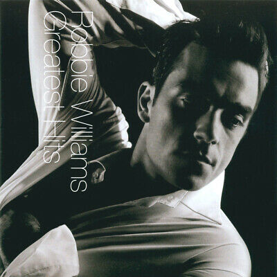 Robbie Williams: Greatest Hits CD Album (Very Best of) Take That
