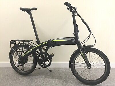 Carrera Crosscity E Electric folding bike