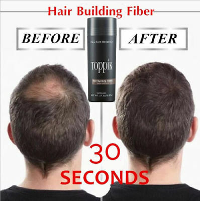 Toppik 27.5g Hair Building Fibers Keratin Loss Hair Regrowth Powder