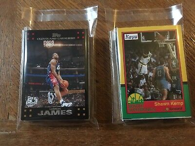 Basketball Card Collection Lot Un-Searched 64 Cards See Pics Stars ROOKIES (345)