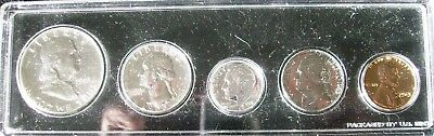 1963 1C-50C United States Proof Set