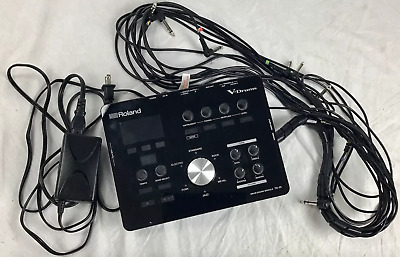 Roland TD-25 Drum Sound Module Brain V-Drums with Power Supply and Mount