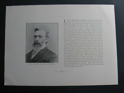 Luther Franklin McInney Minister To Colombia