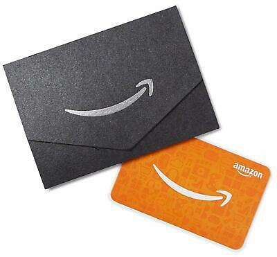 Amazon.com Gift Card in a Mini Envelope - $10