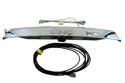Mopar Backup Camera Kit 2011-2013 Jeep Grand Cherokee W/ Mygig Radio