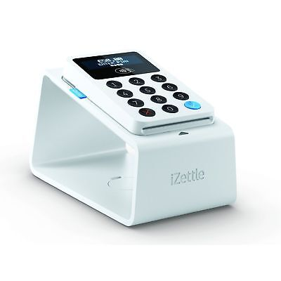 iZettle Chip and Pin Card Reader 2 - Latest Edition 2019 Model - New SEALED