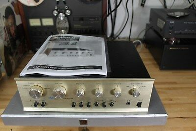 Dynaco PAT-5 Stereo Preamplifier - Works Well & Sounds Great -w/ Copy of Manual