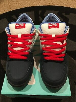 "buy popular e05a6 8db73 NIKE SB DUNK Low ""Dorothy Wizard Of Oz"" Brand New In Box 9.5"