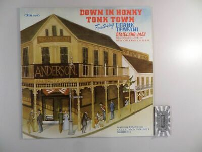 Down in Honky Tonk Town, Dixieland Jazz - Recorded live in New Orleans, LA. [Vin