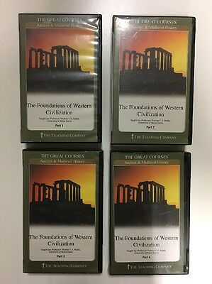 The Foundations Of Western Civilization Taught By Professor Thomas F.X. Noble