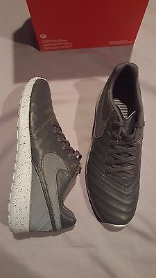 NIKE ROSHE TIEMPO Vi Dark Grey Wolf Grey Shoes Mens Us Size 10 New 852615 002