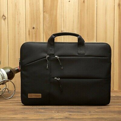 "Laptop Bag for Macbook Air Pro Briefcase Notebook 13.3"" 15.6"" A1932 A1989 A1990"