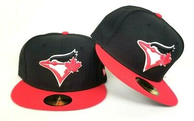c7df80e1ca3 MATCHING NEW ERA Toronto Blue Jays side patch Fitted hat Nike ...