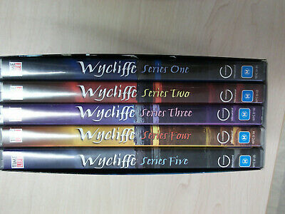Wycliffe Complete Collection - Series 1 - 5