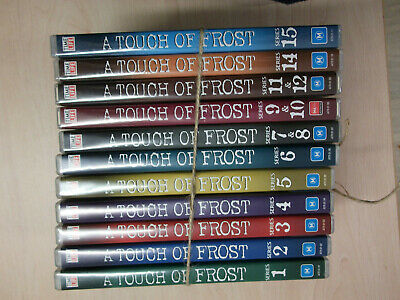 A Touch of Frost   - Series 1 - 15