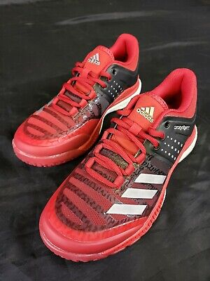 half off b1a78 dba56 Adidas Crazyflight X Volleyball Shoes Women s Size 6 Sneakers Spike BA9270