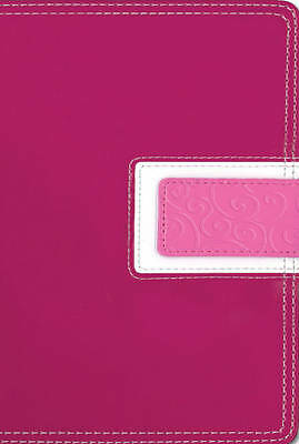 Holy Bible: NIV Student Bible (Pink) by Philip Yancey.