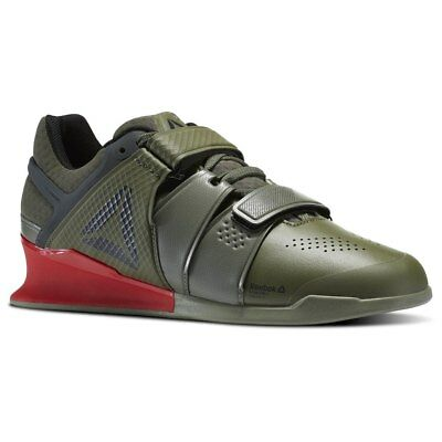 ea773278237 New Reebok Legacy Lifter Bs8216 Mens Training Weightlifting Shoes Size Us10