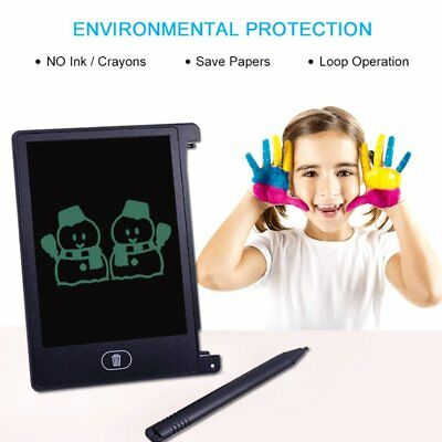 4.4inch Digital LCD Graphic Drawing Tablet Pad Writing Board Signature BA