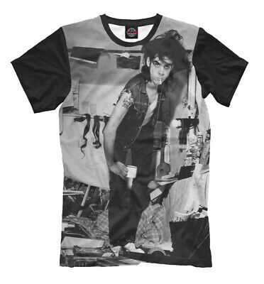 Nick Cave and the Bad Seeds t-shirt Post-punk gothic rock Garage print