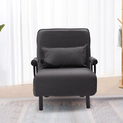 Surprising Folding Sofa Bed Single Chair Recliner Couch Modern Fabric Uwap Interior Chair Design Uwaporg