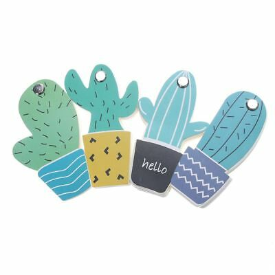 Cactus Sticky Note Memo Pad Bookmark Notepad Stationery Office School Supplies