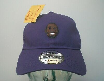 6f84edfa893 Kobe Bryant Los Angeles Lakers New Era Men s Purple 9Twenty Adjustable Hat