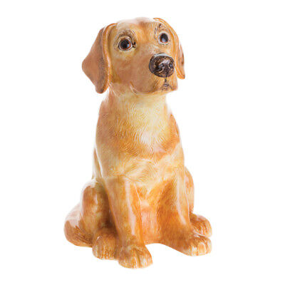 Beswick Labrador (Yellow) - Money Box by John Beswick NEW in BOX -  JBMBA7