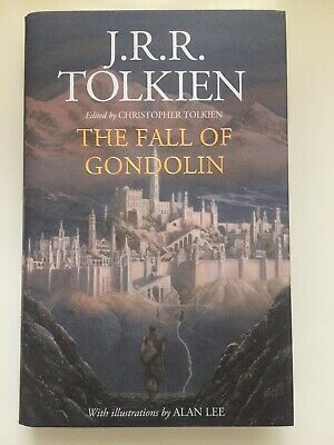 The Fall of Gondolin by J. R. R. Tolkien 9780008302757 (Hardback, 2018)
