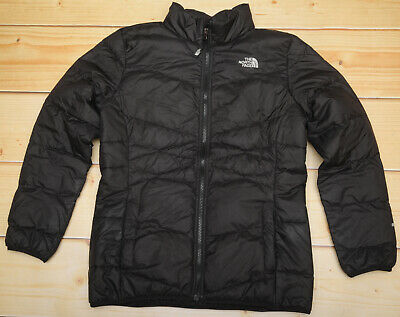 acb33b518 THE NORTH FACE ANDES GIRL'S - DOWN insulated BLACK PUFFER JACKET - XL