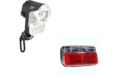 """Axa Luggage Carrier Taillight /"""" Blueline Steady /"""" 1 31//32in New"""