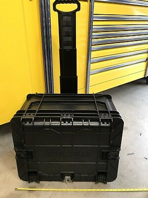 Snap On Mobile Tool Chest Road Box Tool Box All Weather KMC18062PBK