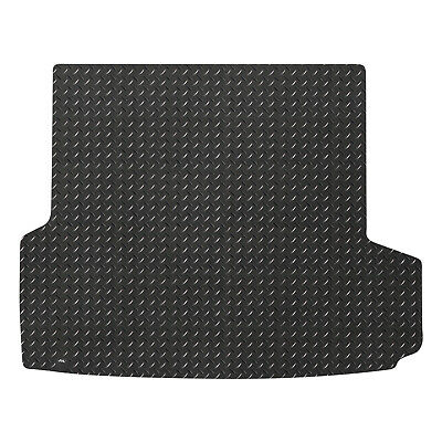 For BMW 3 Series F31 Touring 2011+ Fully Tailored Black Rubber Car Boot Mat