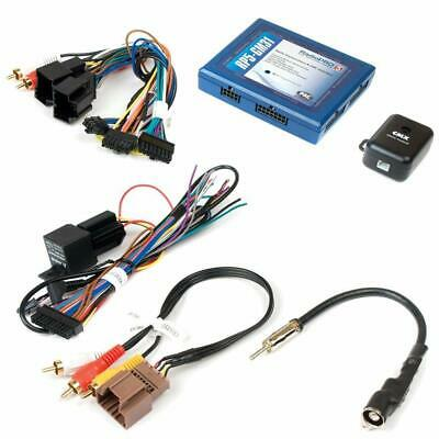PAC RP5-GM31 Radio Replacement Interface with Built-In OnStar Retention/Steering