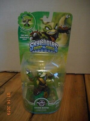 Stink Bomb Skylanders SWAP Force SWAP-able *BRAND NEW /& SEALED FREE SHIPPING*