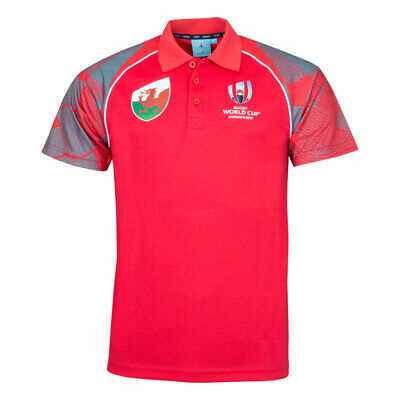Wales Rugby World Cup 2019 Polo Shirt