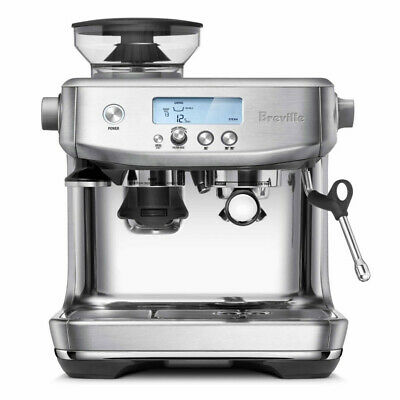 New Breville - BES878BSS - the Barista Pro