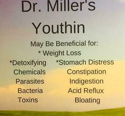 Dr Millers YouTHIN™ Tea - Four Month Supply (32 bags) HUGE SALE! - FREE S/H WOW!