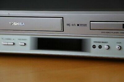 Toshiba SD-22VB VCR VHS Player/Recorder DVD player combo /Unit Only