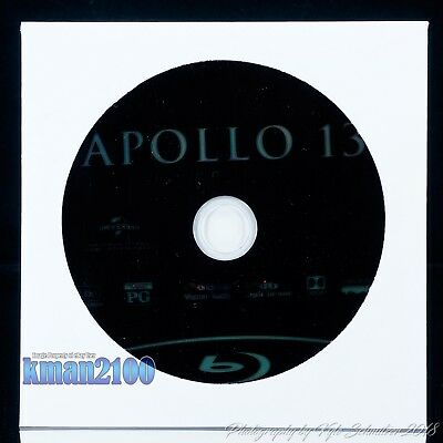 Apollo 13 (Blu-ray, 2015) BLU-RAY DISC ONLY...CASE & ARTWORK NOT INCLUDED