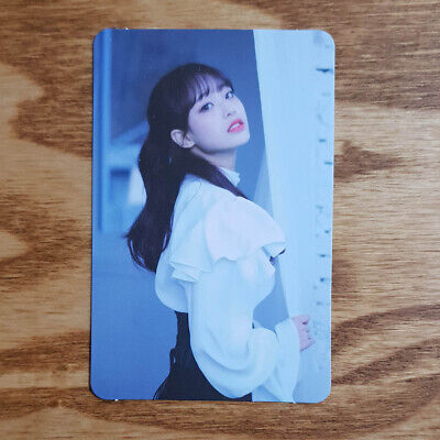 Chuu Official Photocard Loona Mini Repackage X X Monthly Girl Kpop Genuine