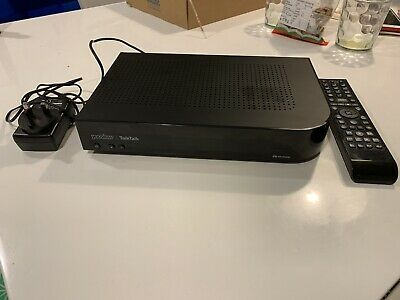 TalkTalk Huawei DN370T YouView set top PVR box