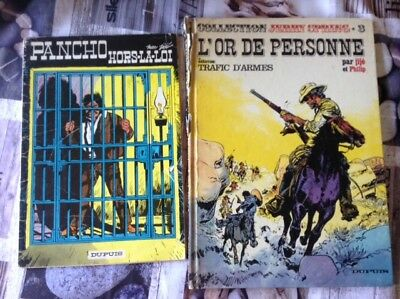 RARE Lot BD Jerry Spring Edition Originale très bon état