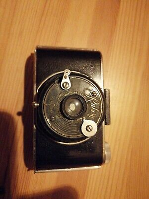 Rare Fotoapparat,camera Ruberg Made In Germany Lens Rodenstock