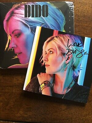 Dido Still On My Mind SIGNED AUTOGRAPHED Booklet + Brand New Sealed CD