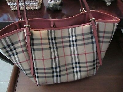364816581dc Burberry Horseferry Check Small Canterbury Tote in Honey/Tan. Classic Canter
