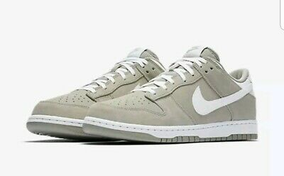 finest selection f0d19 e9083 Nike Mens Dunk Low Pale Grey Trainers 904234 002 UK 7 EUR 41