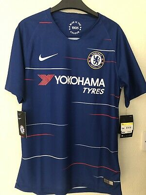 Chelsea FC Home Shirt 2018-2019 Brand New - KANTE 7
